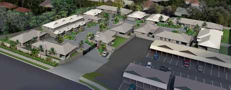 Highfields Mews is a new development in Highfields