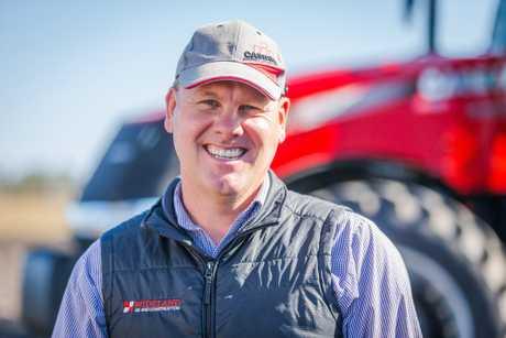 Wideland Group managing director Mick McDonald.