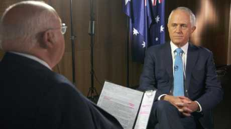 Malcolm Turnbull, appearing last night on 60 Minutes, did not rule out further troop deployments to support the US in the middle east.