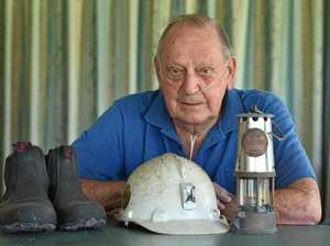 Miner: Coal dust stuffed my lungs