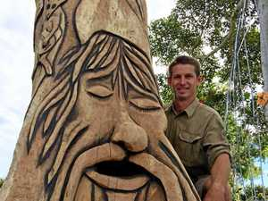 13 must-see tree carvings by Coast 'garden artisan'