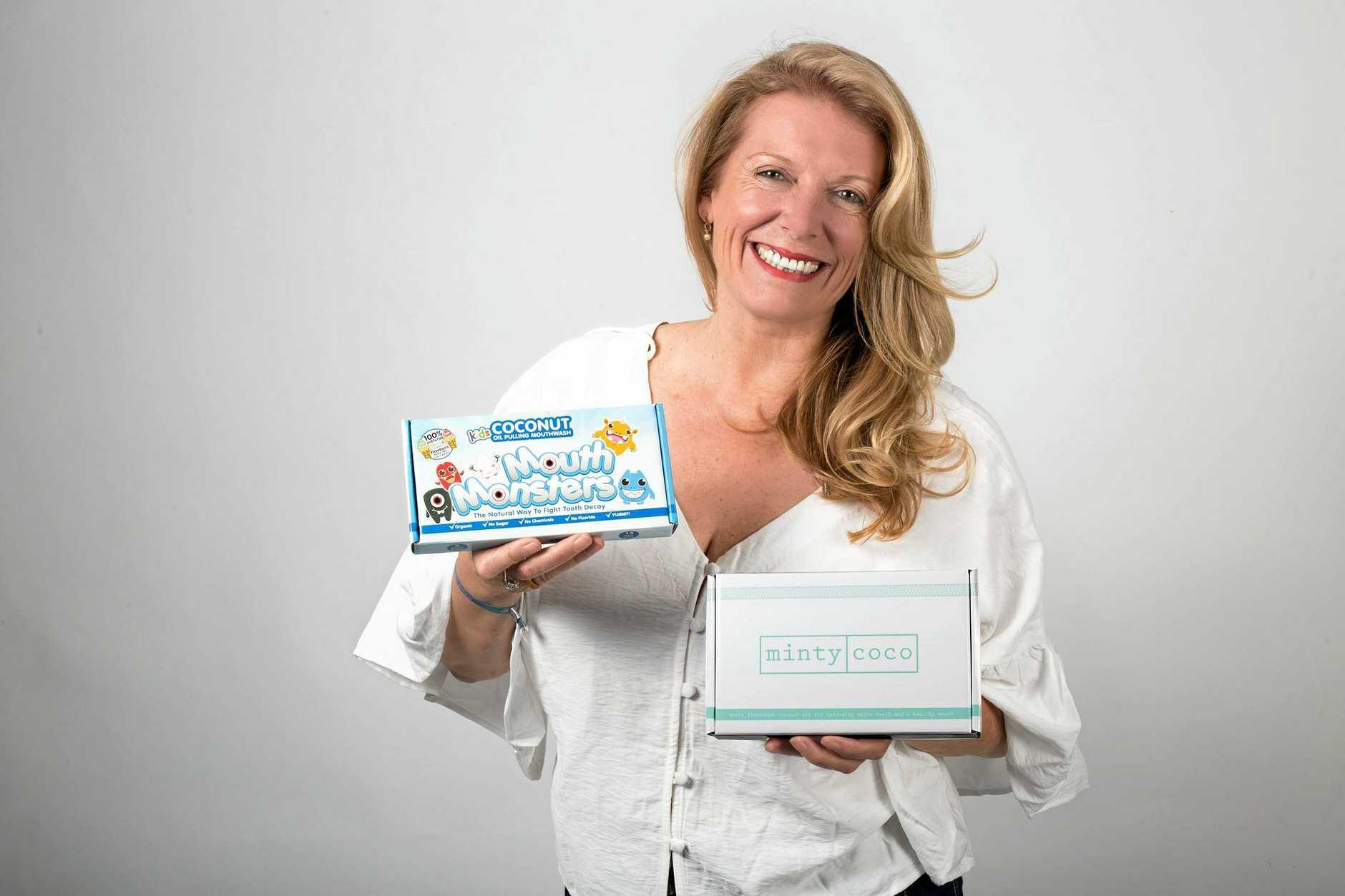 MintyCoco co-founder Angela Wright.
