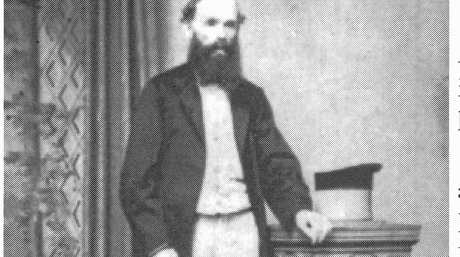 Daniel Rowntree Somerset was aboard the barque Jenny Lind, which shipwrecked in 1850 off the coast of Mackay.