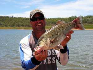 Johnson reels in first big fish win