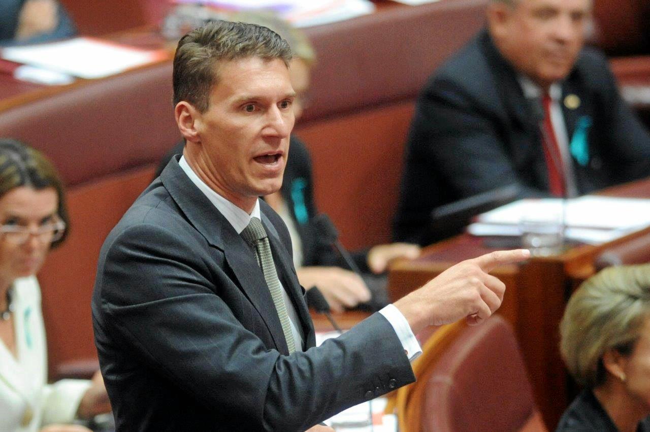 Australian Senator Cory Bernardi.