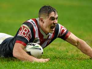 Rookie puts name up in lights for Roosters