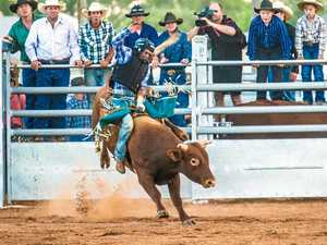 All aboard for big bucks at Melon Fest Rodeo