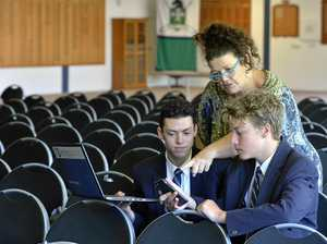 Teens shown how to manage digital footprint