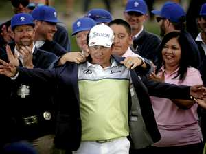 Matsuyama continues hot form in Phoenix