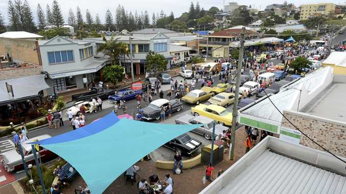 Big crowds in the Yamba CBD over the summer and what they mean for the town's future will be part of the agenda tonight at the first Chamber of Commerce meeting for the year.