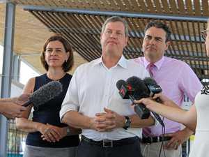 Tim Nicholls visits Mackay