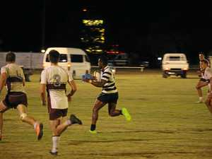 Fijian's fancy footwork has no impression on UQ