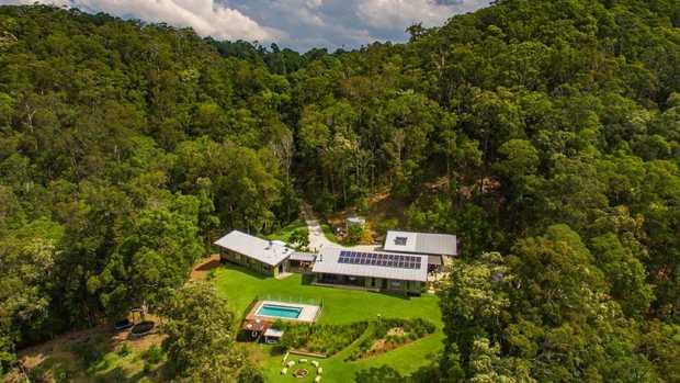 Fancy a rainforest hideaway?