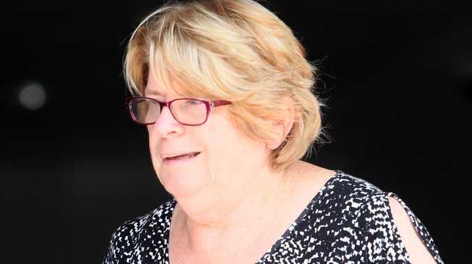 Margaret Rimmer claimed her medication turned her into a compulsive gambler. Picture: Glenn Barnes