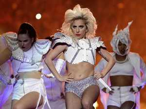 How Lady Gaga faked Superbowl show's big moment