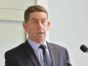 Health Minister visits Kingaroy Hospital
