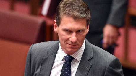Senator Cory Bernardi will announce his departure in a statement to the senate at 12.30pm today.