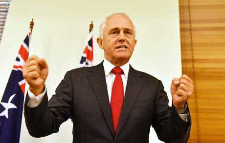 Prime Minister Malcolm Turnbull and his party warned there would be retribution.