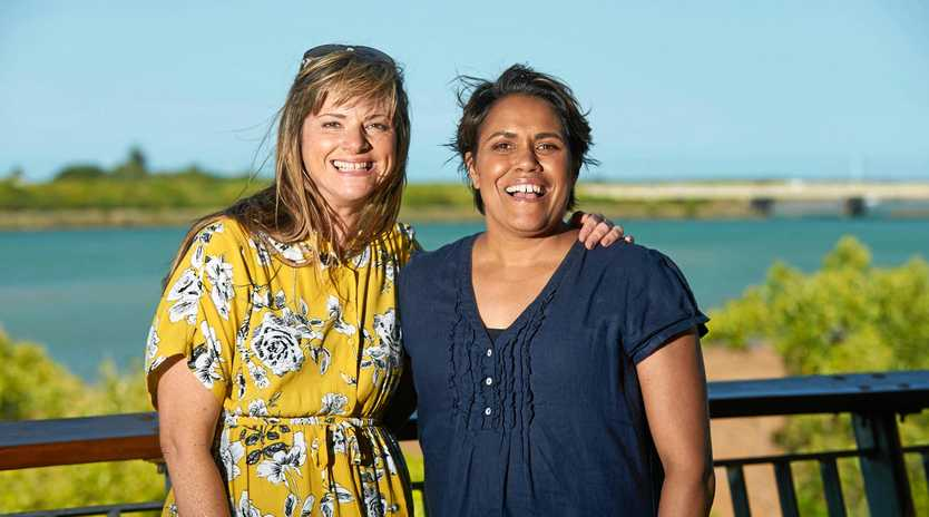 Julia Zemiro's Home Delivery, featuring Mackay-born Cathy Freeman, airs on Wednesday, February 8.