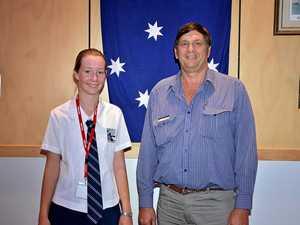 Moura student wins Len Bergman Bursary