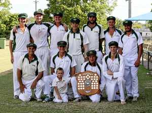 Lockyer takes out Mitchell Shield