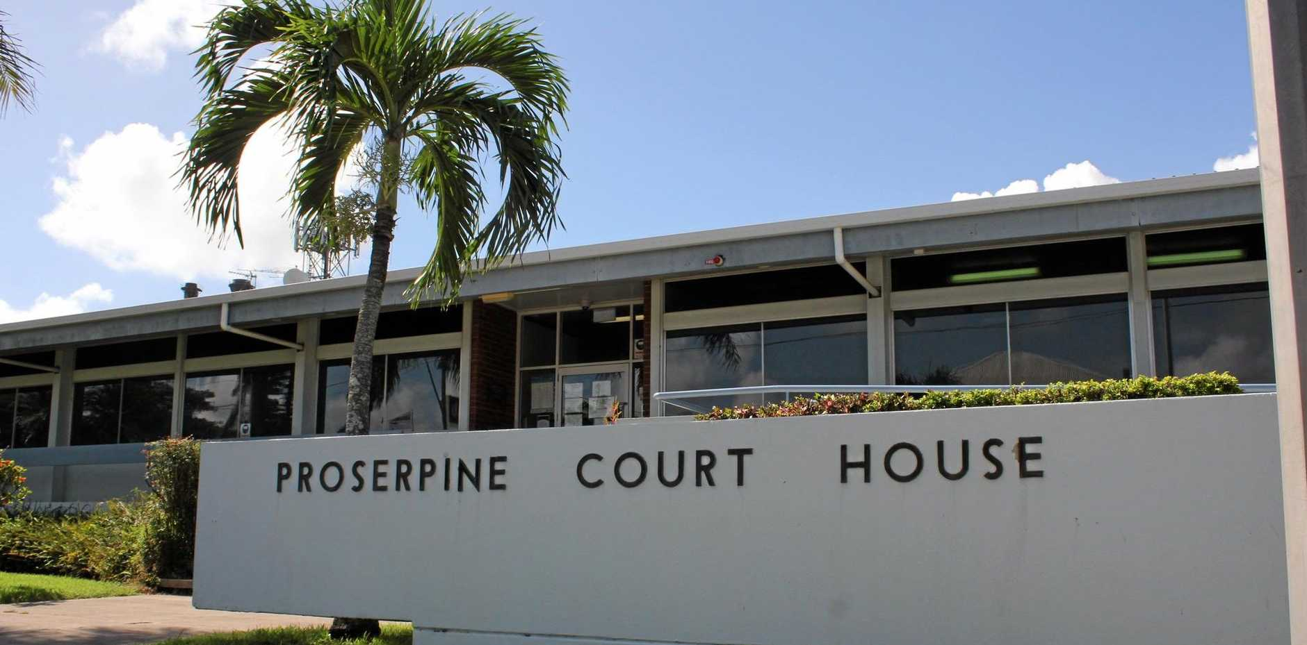 A man who was caught driving without a licence was given a three-month suspended prison sentence in Proserpine Magistrates Court.