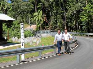 New bridge lowers flood risk