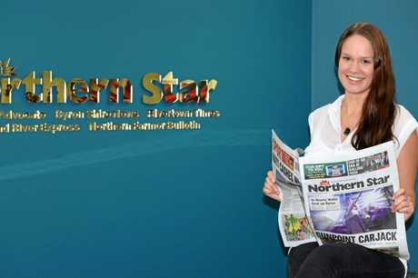 The Northern Star's Digital Producer, Marnie Johnston, is taking part in the 2017 Stars of Lismore - Dance for Cancer.