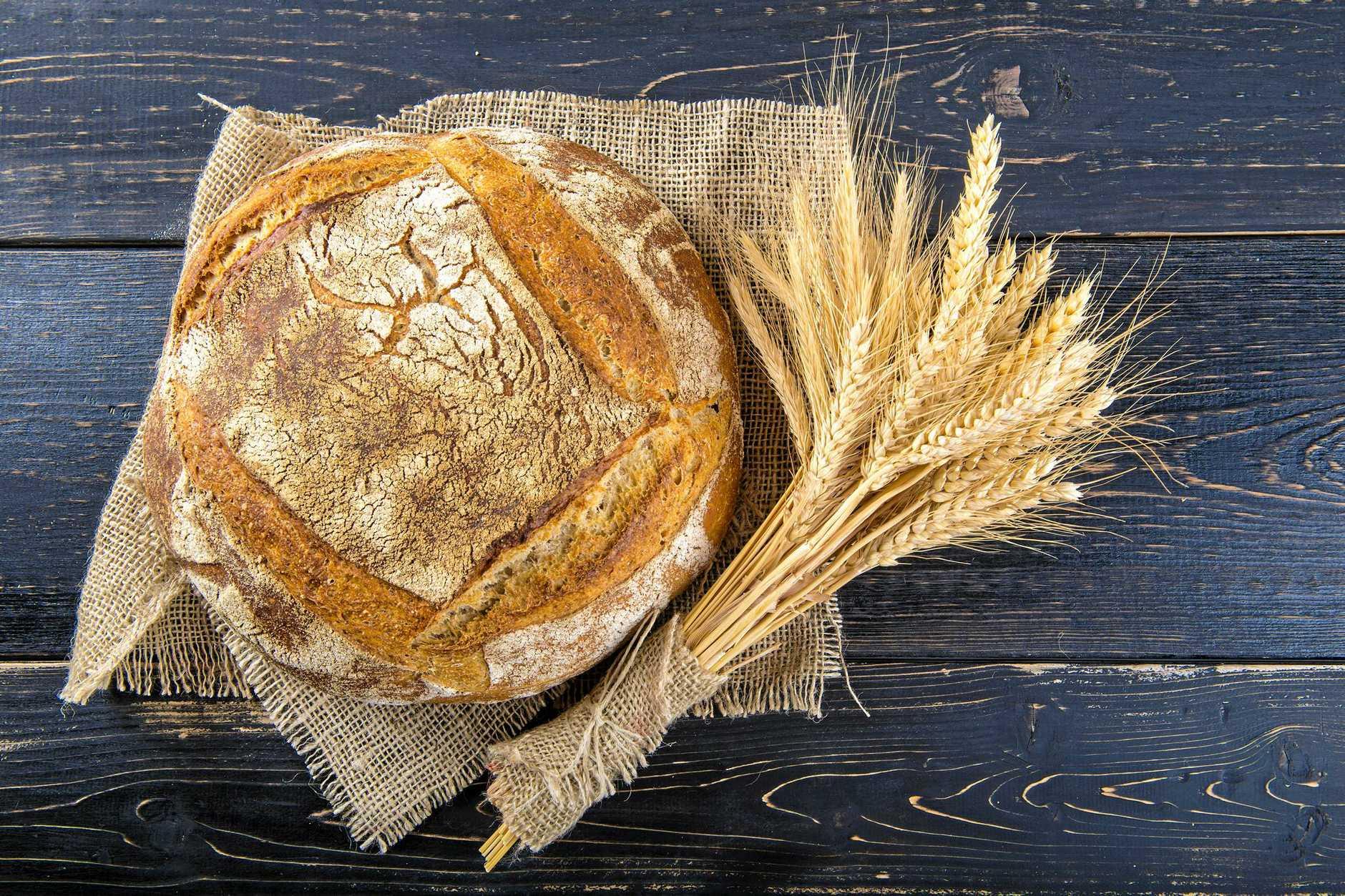 MAKE A CRUST: Elisabeth Fekonia's first workshop covers how to make sourdough bread.