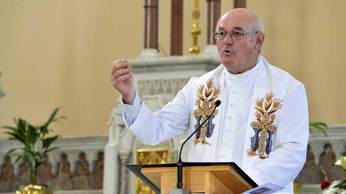 Fr John Dobson OAM.