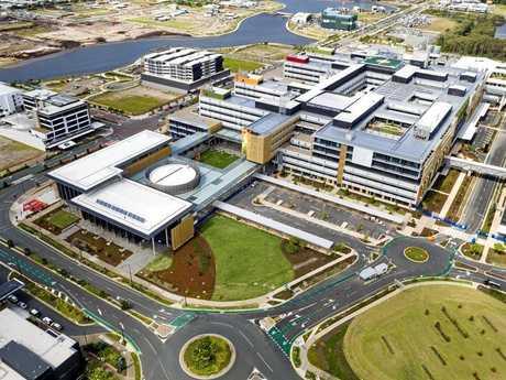 OPENING SOON: The Sunshine Coast University Hospital.