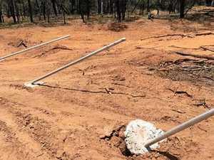 Vandals leave trail of destruction in Moranbah