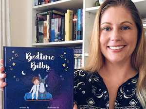 Bargara author brings bedtime to life with bilbies