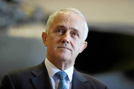 The way US President Donald Trump's spoke to PM Malcolm Turnbull was