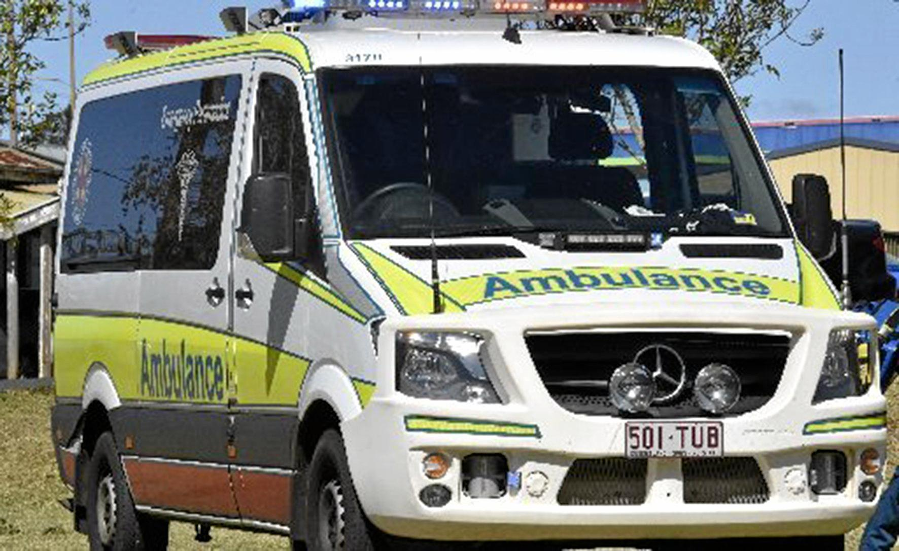 Emergency Services: Ambulance, QAS,Photo Bev Lacey / The Chronicle