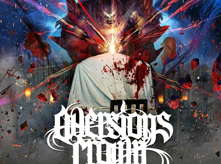 Aversions Crown have announced an Australian tour. Photo Contributed