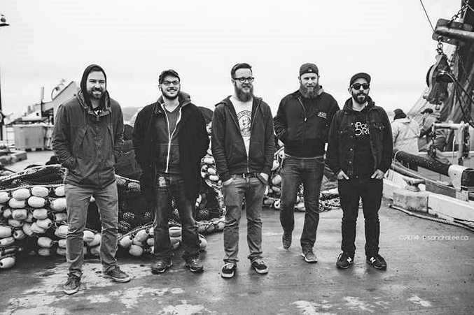 One of progressive metals most unique acts PROTEST THE HERO are returning to Australian and New Zealand shores this April in support of their latest release Pacific Myth. Photo Contributed