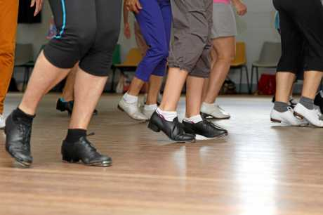 JUST DANCE: Toes will be tapping at Latitude 25 tonight.