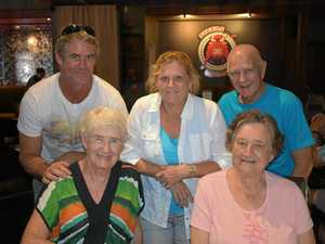 Gympie Aquarians do lunch to celebrate