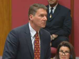 Bernardi resignation causes problems in the Senate