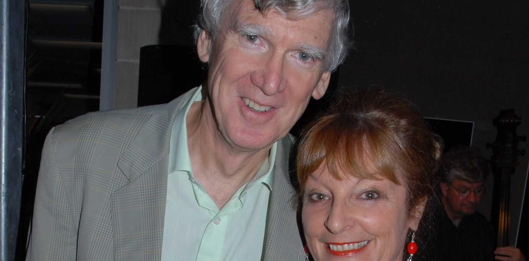 David and Kristin Williamson.