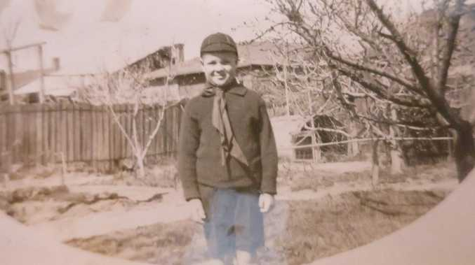 Brisbane author Ian Townsend knew the story of the firing squad death of Australian child Dickie Manson in 1942 had to be told.