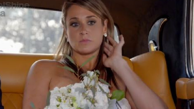 Lauren married Andrew after meeting him at the altar on Married At First Sight. She then took-off leaving Andrew to wonder if there was something wrong with him.