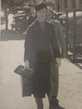 Marjorie Manson in 1932.