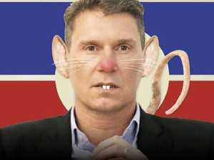 Cory Bernardi calls the PM: He's going it alone