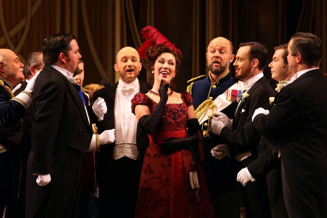 Franz Lehár's The Merry Widow will be performed at Jimbour House on July 22.