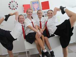 Fraser Coast performing arts high school a dancer's dream