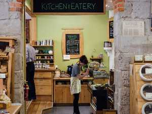 When in Dunedin, eat as the Dunedinites do - local, organic