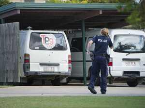 Stolen pie van mystery deepens with Gladstone sighting