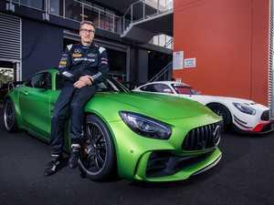 Mercedes-AMG GT R smashes Bathurst production car lap record